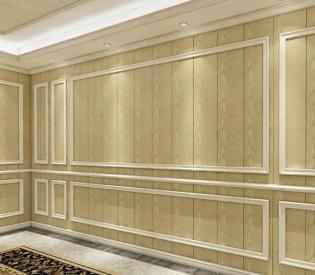 不铲墙、不动土、无甲醛,竹木纤维集成墙板给您的家人一个惊喜